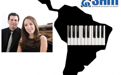 SAM Co-Founders to Perform a Piano Concert featuring Latin American Music – June 10th, 2017 at 4pm.