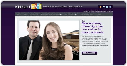 Great article about Superior Academy of Music published in the KnightArts Website!